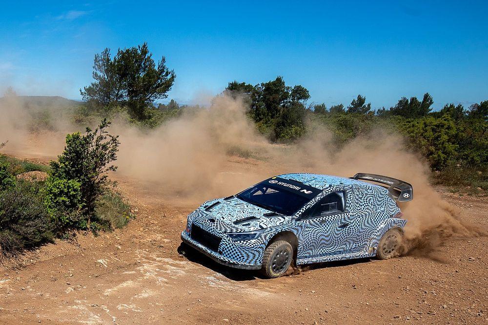 Walau Lebih Berat, Mobil Baru Rally1 Mampu Secepat Sekarang