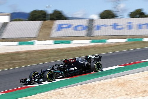 GP Portogallo: Bottas nega quota 100 a Hamilton in qualifica