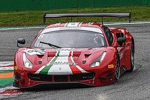 GT Sprint, Monza, Libere 2: Schreiner-Hudspeth nel bis Ferrari
