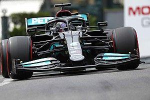 """F1: Hamilton classifica fim de semana como """"desastroso"""" e vê vitória """"fora de alcance"""""""