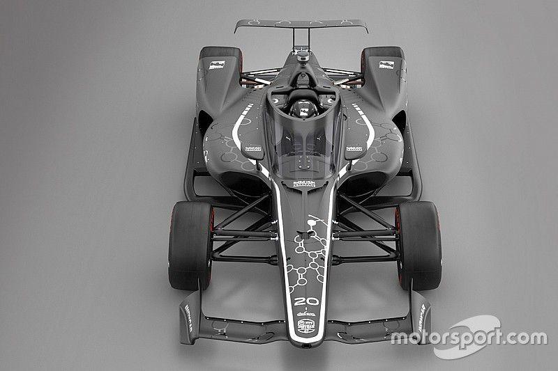 Dixon: El Aeroscreen de IndyCar no afecta la visión del piloto