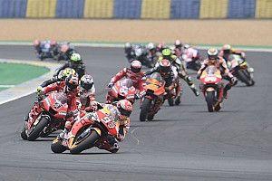 MotoGPフランスGPの延期決定。シリーズの5月再開は危うし?