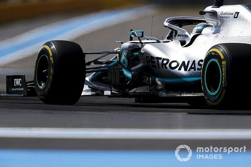 Mercedes selecciona pocos neumáticos blandos para Hungría