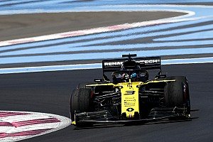 Renault as fast as McLaren, says Abiteboul