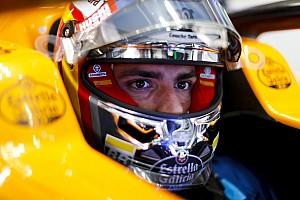 Sainz: Ferrari odezwało się zimą