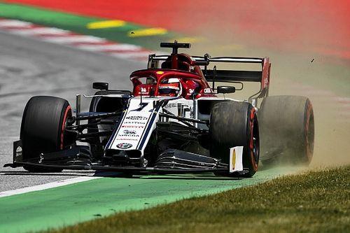 Fotostrecke: Alfa Romeo Racing beim Grossen Preis von Österreich