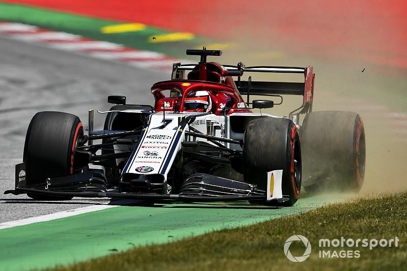 Räikkönen mérhetetlenül lazán reagálta le a Forma-1 fő problémáit
