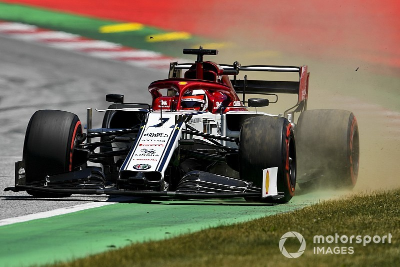 Diaporama : l'Alfa Romeo Racing au Grand Prix d'Autriche