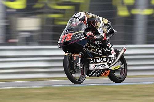 Moto3 Silverstone 2. antrenman: Arenas lider, Can 26.