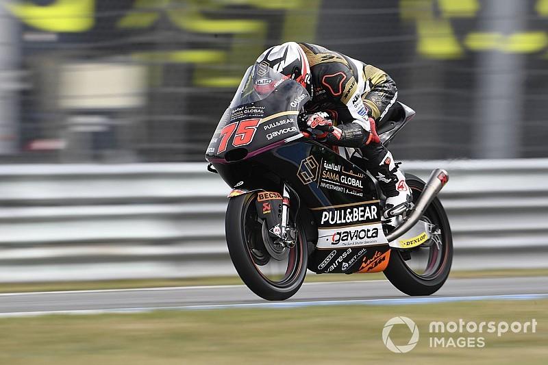 Moto3 Silverstone 2. antrenman: Arenas lider, Can 26.