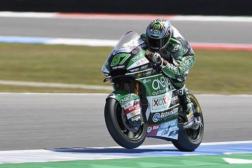 Moto2オランダGP予選:ガードナーが初ポールポジション獲得。マルケス弟は4番手