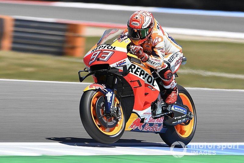"""Márquez: """"Si Yamaha tiene que ganar en algún circuito, es en este"""""""
