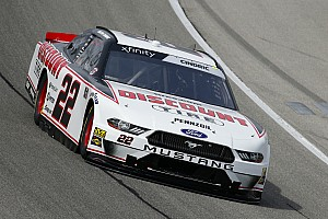 Penske Xfinity Series team assessed L1 penalty before practice