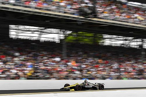Satisfaction and frustration at Indy for Arrow SPM