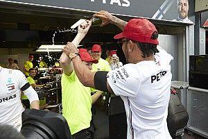 VIDEO: ¿Cómo le cobró Hamilton a su estratega haberlo puesto en el neumático equivocado en Mónaco?