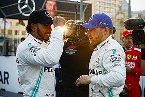 Bottas: Nem sok minden történt elöl, Hamilton: Az időmérőn vesztettem el…