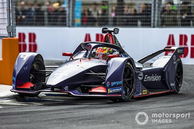 Frijns mago della pioggia conquista il successo all'E-Prix di Parigi ed è il nuovo leader del campionato!