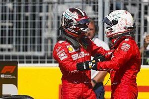 Leclerc: Je suis là pour battre Vettel