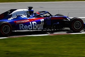 Honda masih kurang cepat di trek lurus