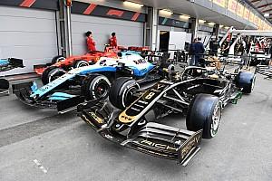 F1アゼルバイジャンFP1速報:マンホールの破損か? セッションは10分強で終了