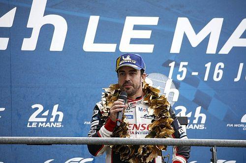"""Alonso: """"La beffa della Toyota #7? Simile a quando ho perso il titolo in F1"""""""