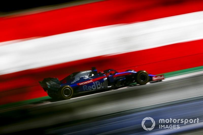 Пилоты Toro Rosso довольны гоночным темпом – но не квалификационным
