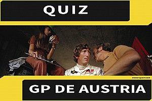 El quiz del GP de Austria de Fórmula 1
