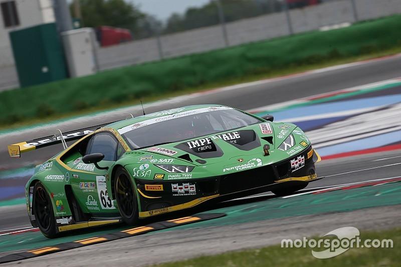 Successo per l'Imperiale Racing nella tappa di Misano del Tricolore Endurance GT
