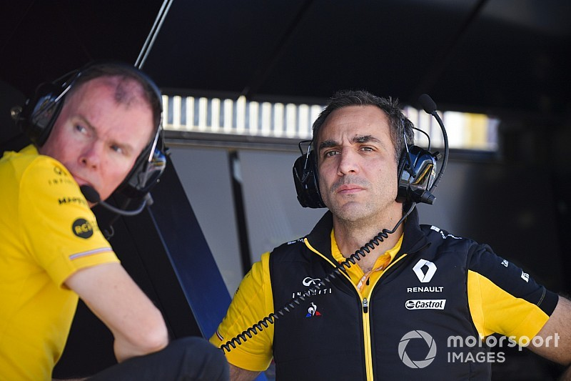 Hiába a gyenge szezonkezdet, a Renault nem változtat a céljain
