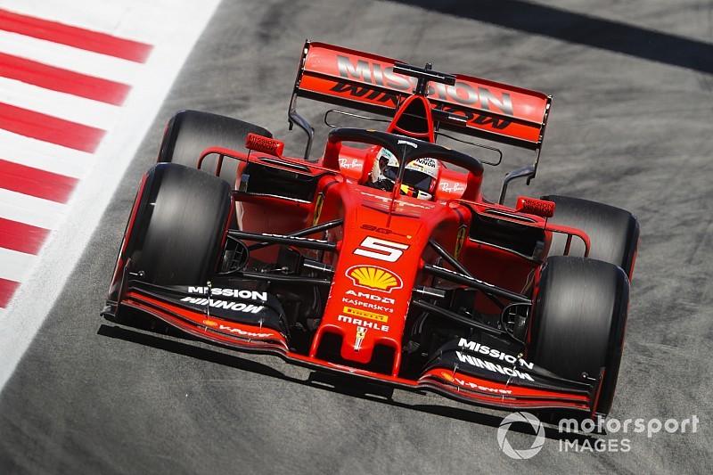 """Vettel ziet Mercedes imponeren: """"Dit zijn de ware verhoudingen"""""""