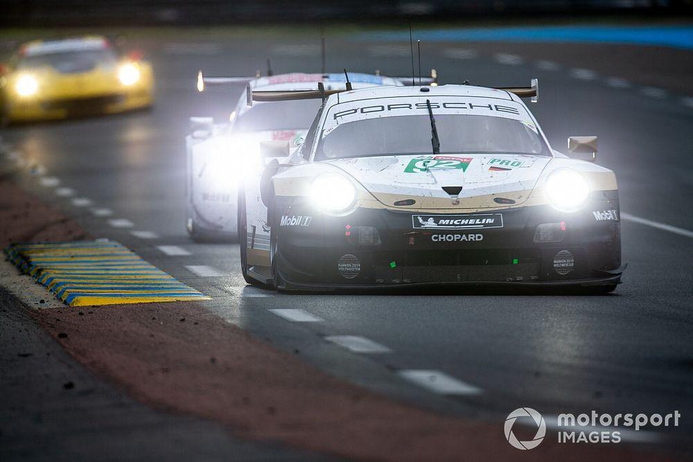 Porsche anuncia a sus pilotos para 24 Horas de Le Mans virtuales