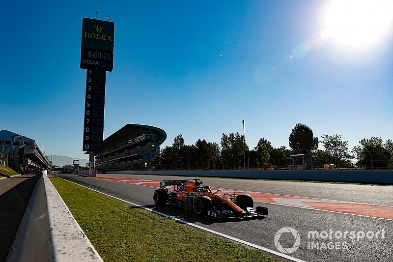 Sainz vreest voor toekomst Grand Prix van Spanje