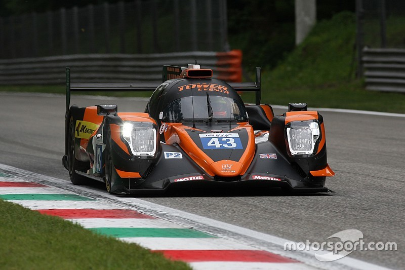 Monza ELMS: Maini's weekend fraught with troubles