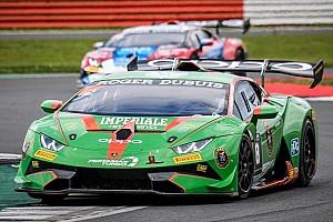Lamborghini Super Trofeo Europe: a Silverstone doppietta Imperiale in Gara 2