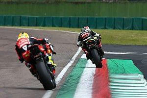 Final Imola WSBK race cancelled due to heavy rain