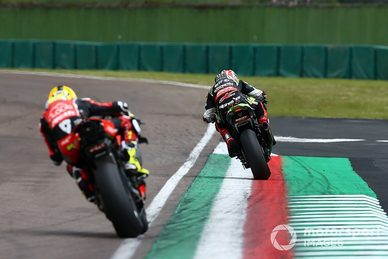 Final Imola WSBK race cancelled due to heavy rain