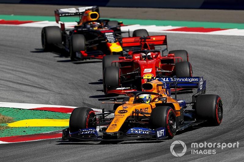 Зайдль: McLaren необходимо рисковать, чтобы догнать лидеров
