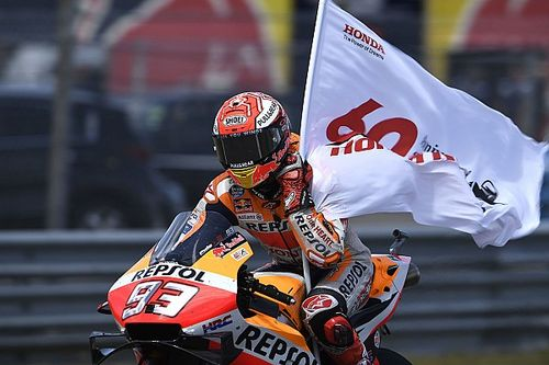 "Marquez: Assen was the ""best race"" for my title defence"