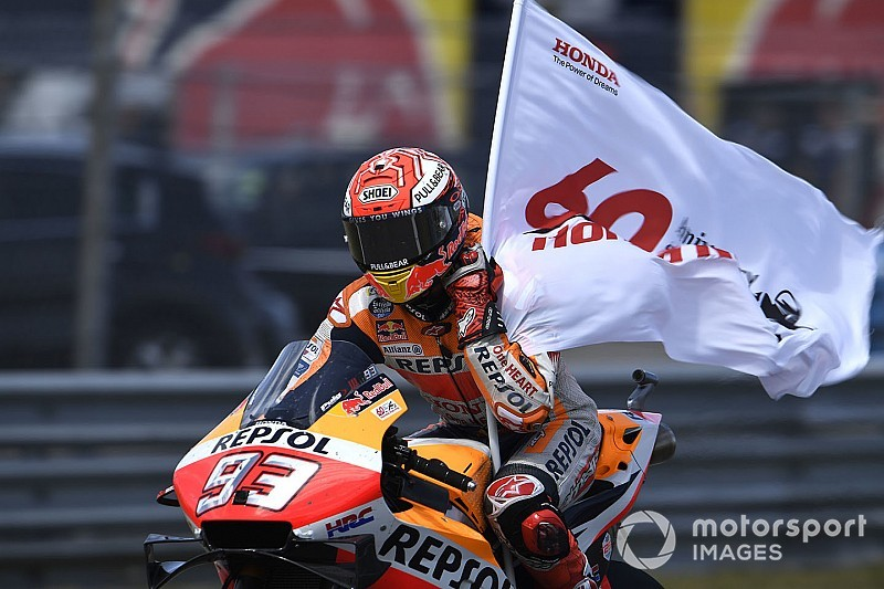 """Marquez: Assen was the """"best race"""" for my title defence"""