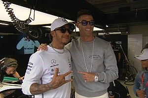 Invitados VIP: estrellas de cine, deporte y más famosos en la F1