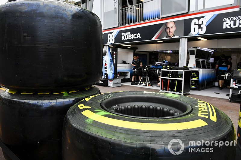 GP di Singapore: la Pirelli porta le tre mescole più morbide della sua gamma