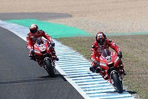 Crutchlow: Ducati lakukan peningkatan besar