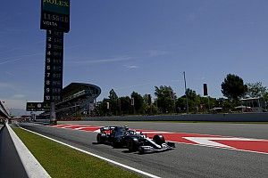 Bottas cerró el viernes como el más rápido en España
