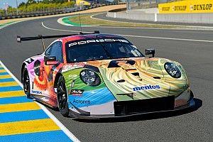 Rétro, Art Car, hommage : déjà des livrées marquantes au Mans!