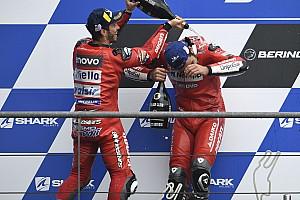 «Это вам не Ferrari и не Формула 1». Пилоты Ducati о командной тактике