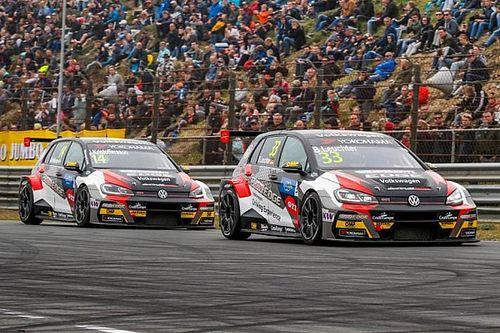 Gioia Volkswagen al Nordschleife, Leuchter in Pole Position per Gara 3 davanti ad Huff