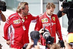 Vettel explica por qué regresó al podio del GP de Canadá