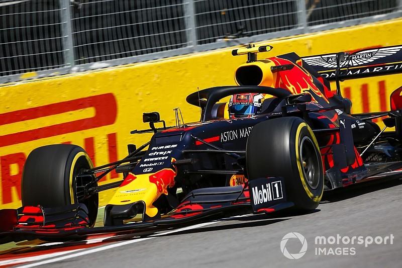 Gasly annak örül, hogy még van idő javulni a Red Bullal