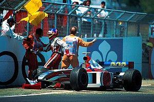 Hace veinte años, el Muro de los Campeones nació en la F1