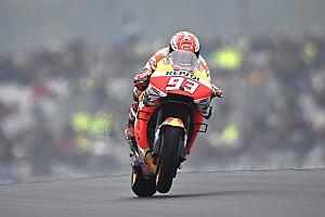 Marquez: Tegoroczny motocykl jest bardziej uniwersalny